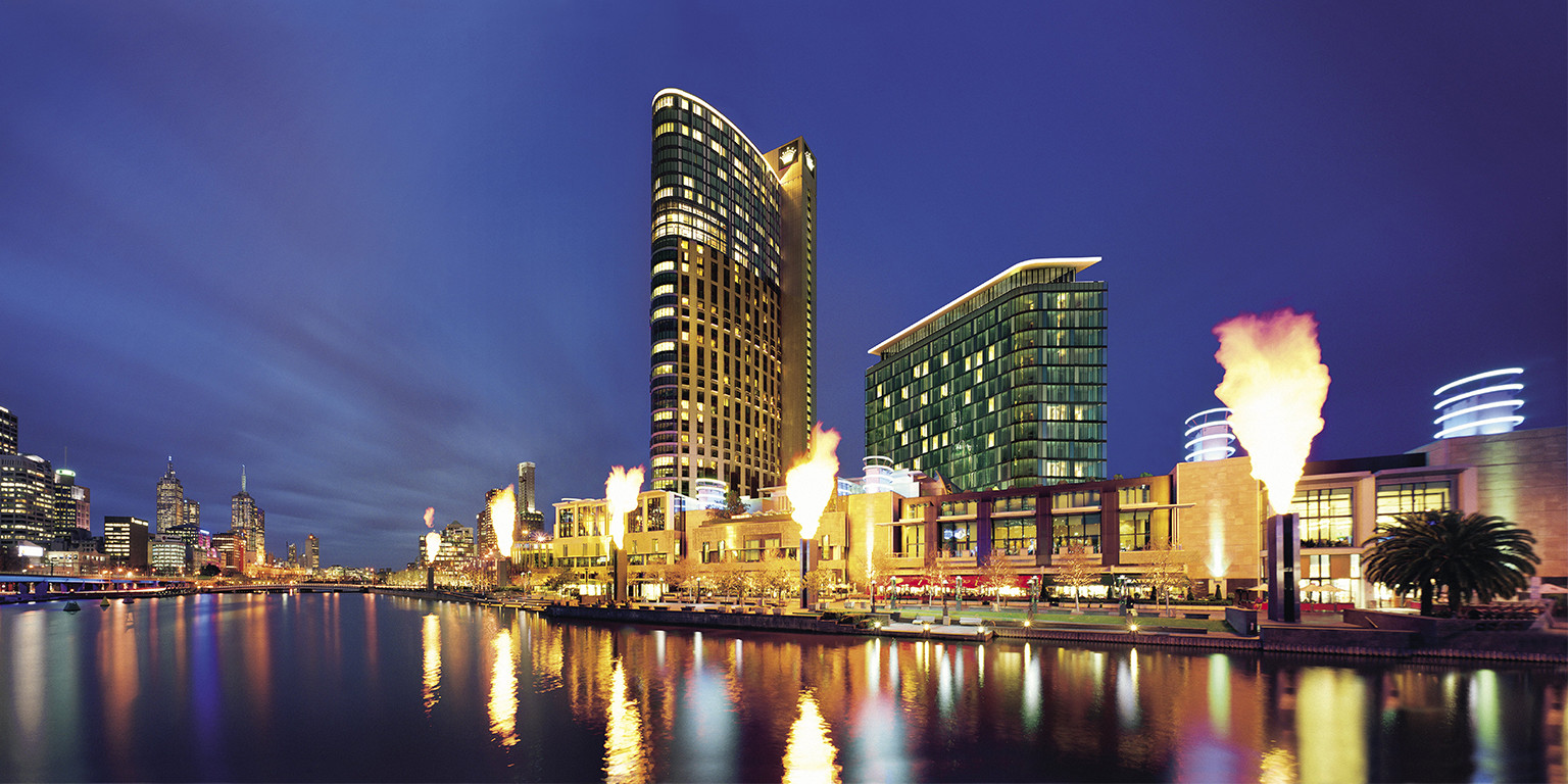 Crown Resorts Ltd Banner Image