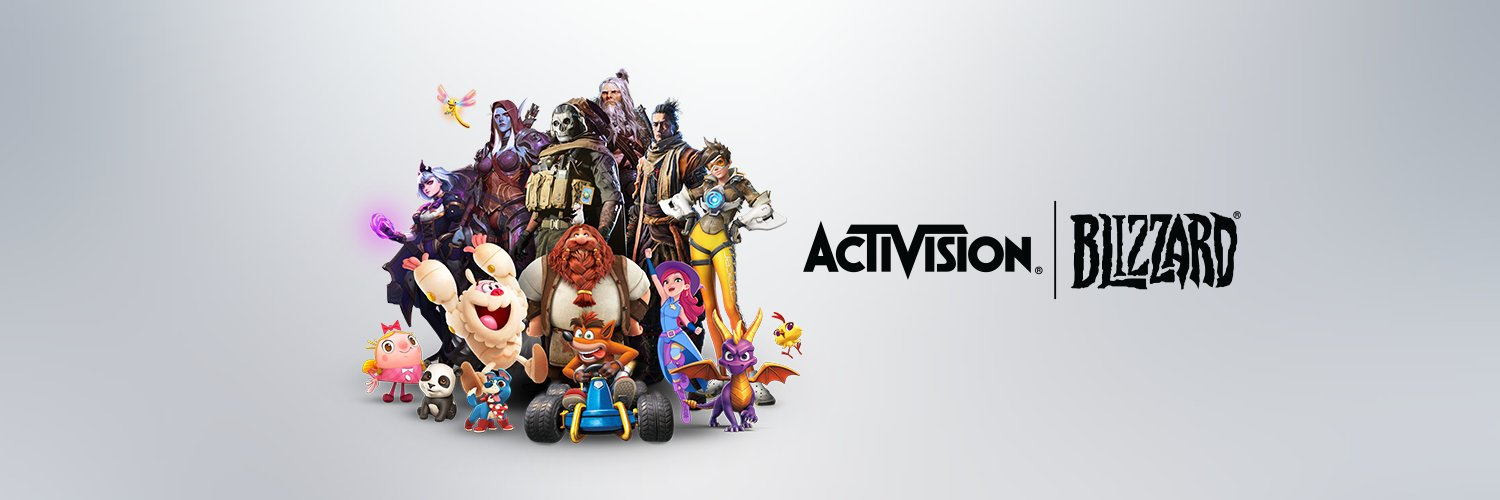 Activision Blizzard, Inc. Banner Image