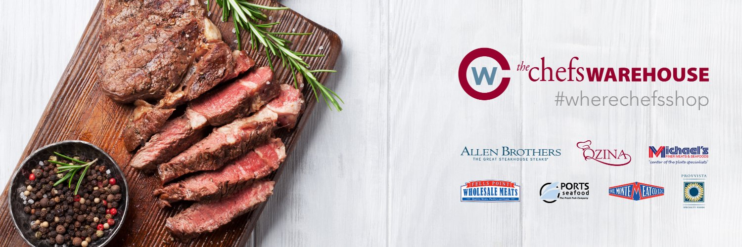 chefs wharehouse Banner Image
