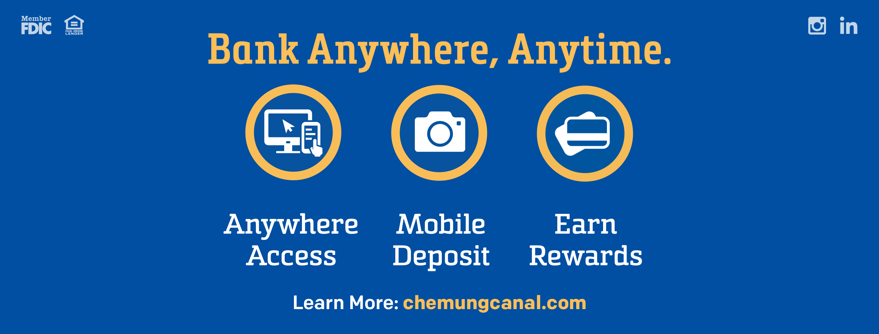 Chemung Financial Corporation Banner Image