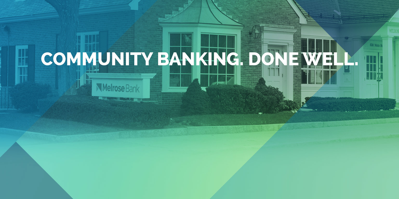 Melrose Cooperative Bancorp Banner Image