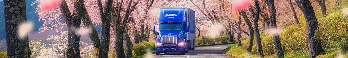 Marten Transport Ltd. Banner Image