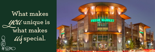 The Fresh Market Inc Banner Image