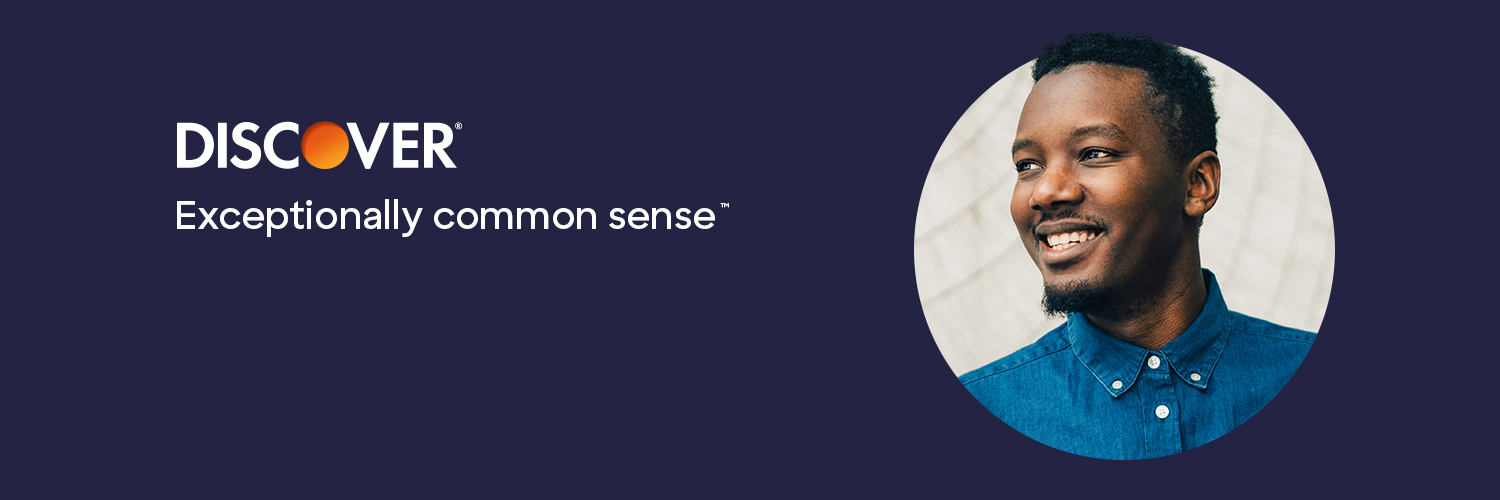 Discover Financial Services Banner Image