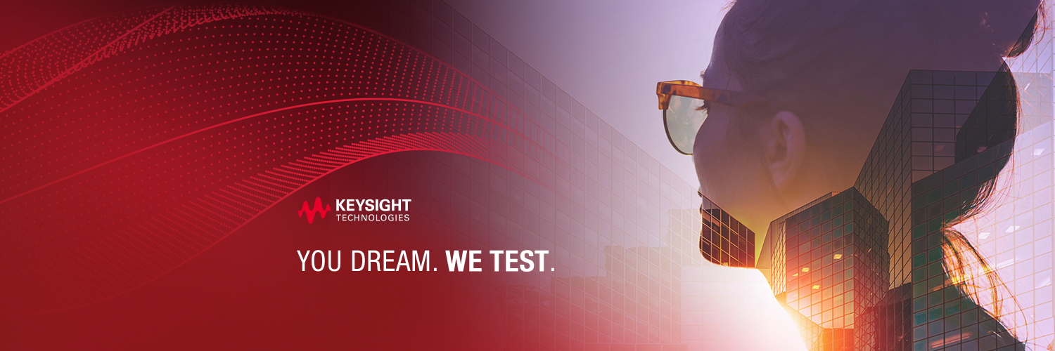 Keysight Technologies Banner Image