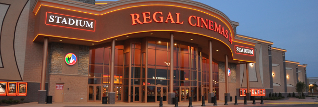 Regal Entertainment Group Banner Image