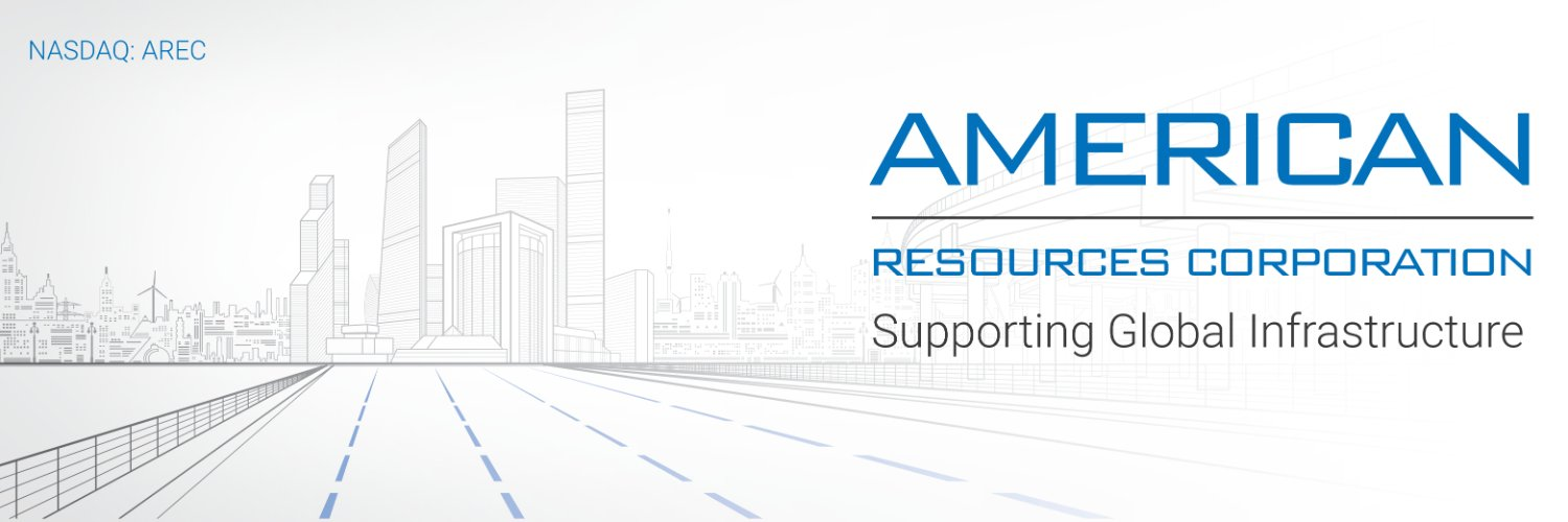 American Resources Corporation Banner Image