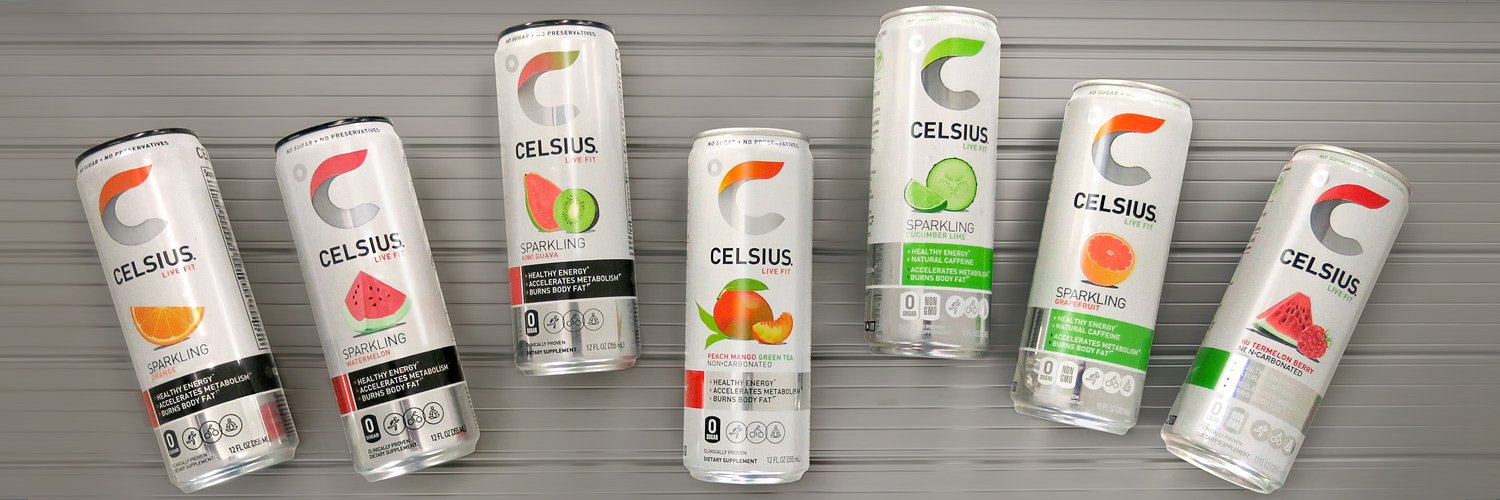 Celsius Holdings, Inc. Banner Image