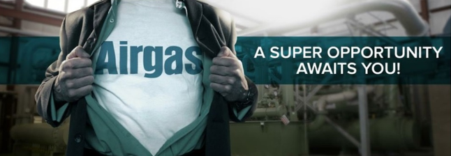 Airgas Inc. Banner Image