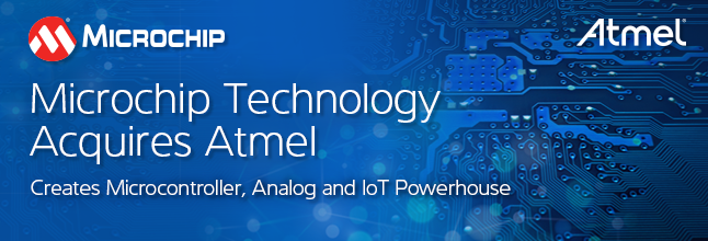 Atmel Corporation Banner Image