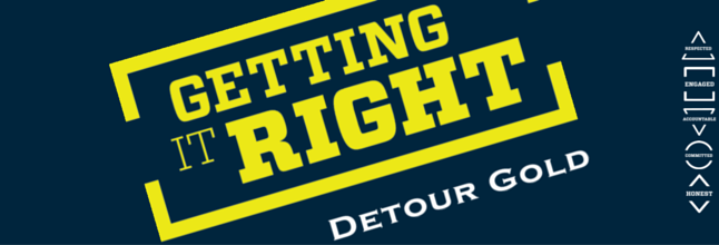 Detour Gold Corporation Banner Image