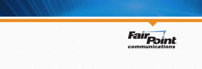 FairPoint Communications Inc Banner Image