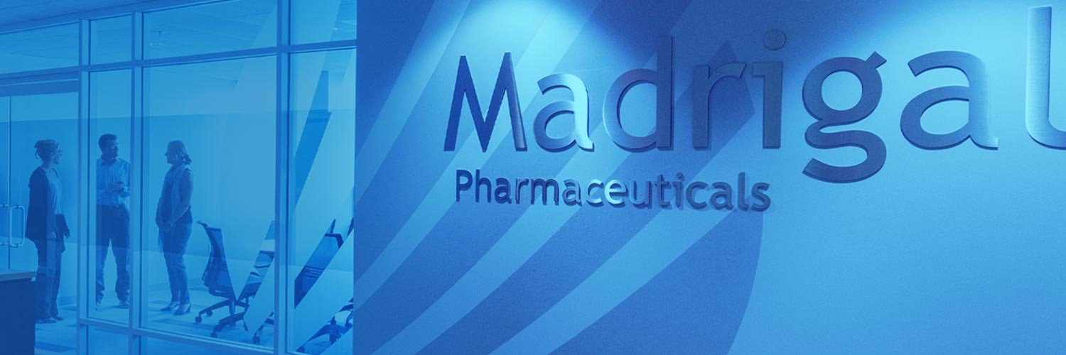 Madrigal Pharmaceuticals, Inc. Banner Image