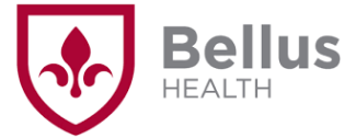 BELLUS Health Inc. Logo Image