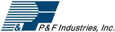 P&F Industries Logo Image