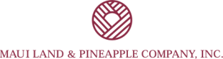 Maui Land & Pineapple Co. Inc. Logo Image
