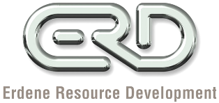 Erdene Resource Development Corporation. Logo Image