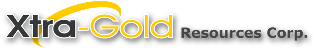 Xtra-Gold Resources Corp. Logo Image