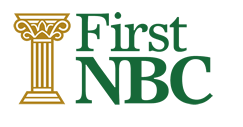First NBC Bank Holding Company  Logo Image