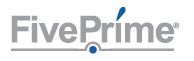 Five Prime Therapeutics Inc Logo Image