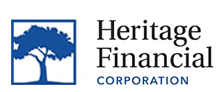 Heritage Financial Corporation Logo Image