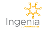 Ingenia Communities Group Logo Image