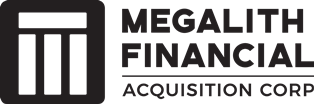 Megalith Financial Acquisition Corp. Logo Image