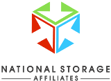 National Storage Affiliates Trust Logo Image