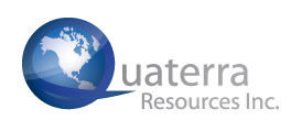 Quaterra Resources Inc. Logo Image