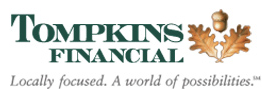 Tompkins Financial Corporation Logo Image