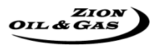 Zion Oil & Gas, Inc. Logo Image