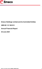Emeco Holdings Limited