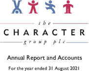 The Character Group Plc