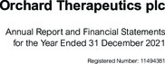 Orchard Therapeutics plc