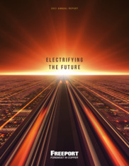 Freeport-McMoRan Copper & Gold Inc.