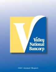 Valley National Bancorp