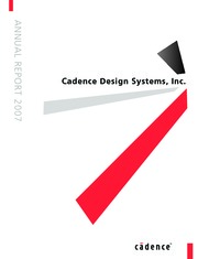 Cadence Design Systems, Inc.