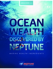 Neptune Technologies & Bioressources Inc.
