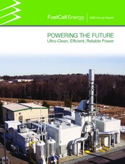 FuelCell Energy, Inc.