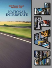 National Interstate Corporation