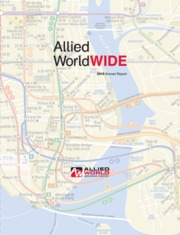 Allied World Assurance Company Holdings Ltd.