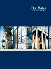 Bank of Kentucky Financial Corp.