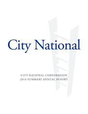 City National Corp.