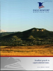Eagle Bancorp Montana Inc