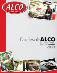 Duckwall-ALCO Stores Inc.