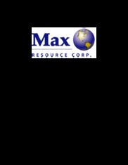 MAX Resource Corp.