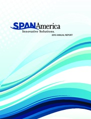 Span-America Medical Systems Inc.