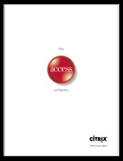 Citrix Systems Inc.