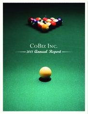 CoBiz Financial Inc