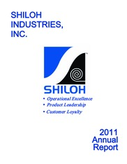 Shiloh Industries Inc.